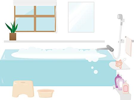 お風呂 きれい