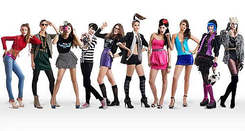 ファッション 女性