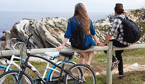クロスバイク 長距離