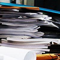 書類 整理整頓