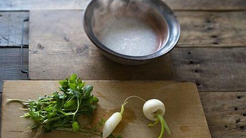 七草粥 作り方