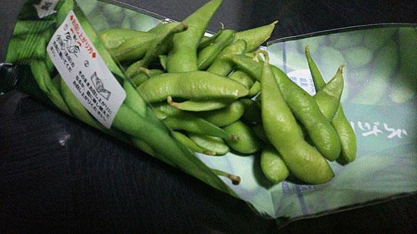 セブンイレン 枝豆