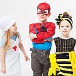 【ハロウィンのコスプレ】子供用を手作り!女の子・男の子に人気の簡単衣装の作り方