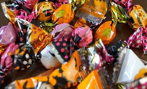 ハロウィン お菓子